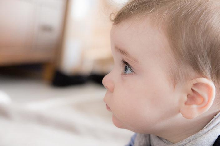 Portrait bebe
