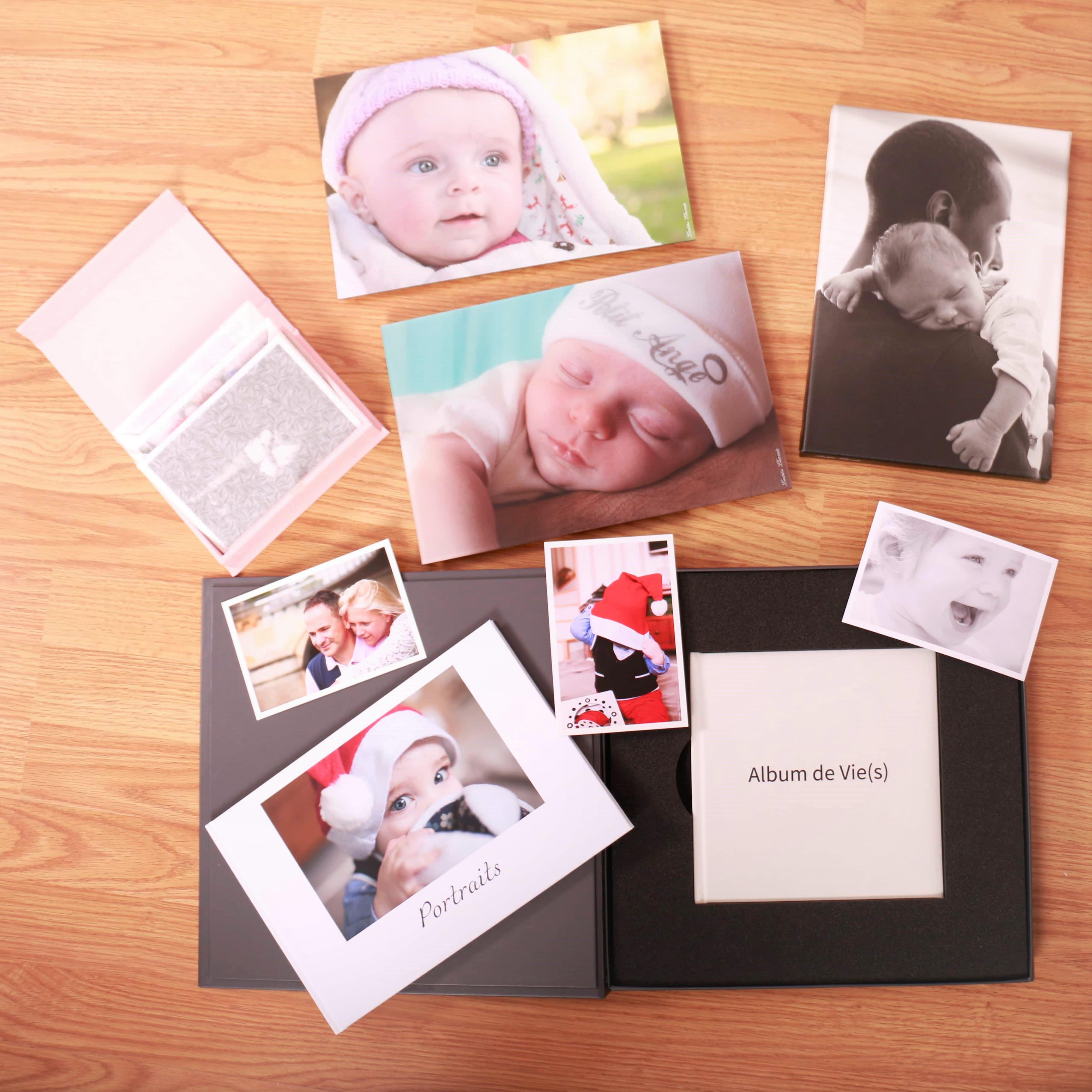 Exemples souvenirs imprimes