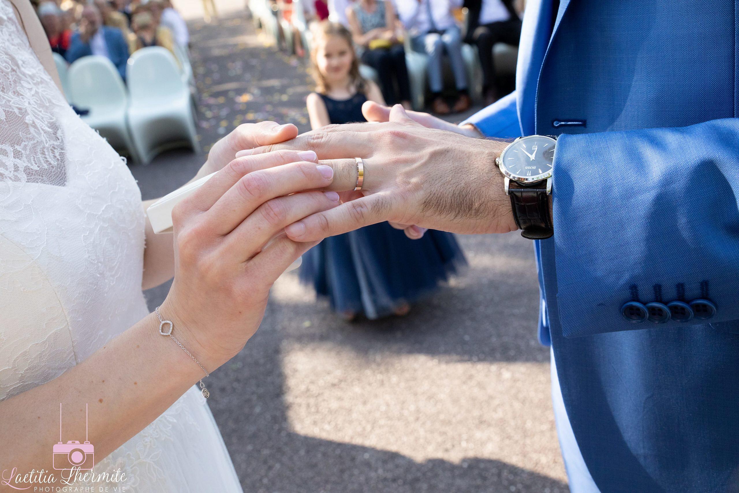 Mariage ceremonie laïque