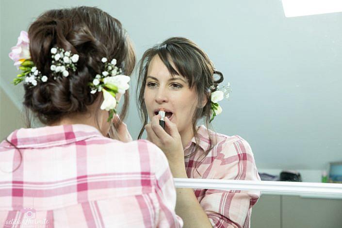 Prepartifs mariage retouche maquillage