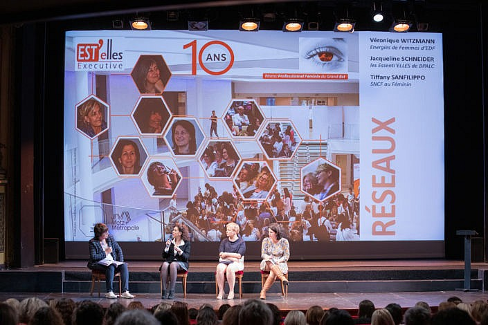 Soirée 10 ans association Est'Elles Executive 2019
